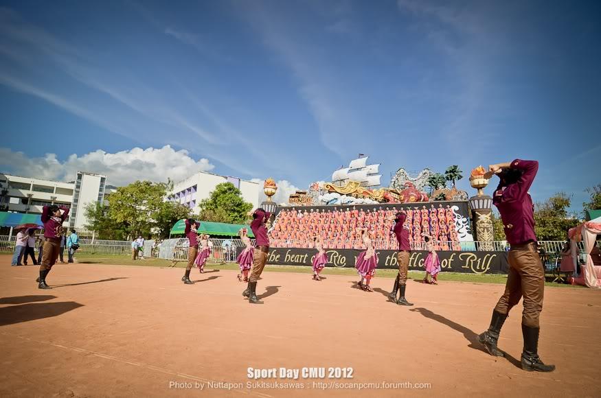 รูปงาน Sport day CMU 2012 - Page 3 SPD2012_133