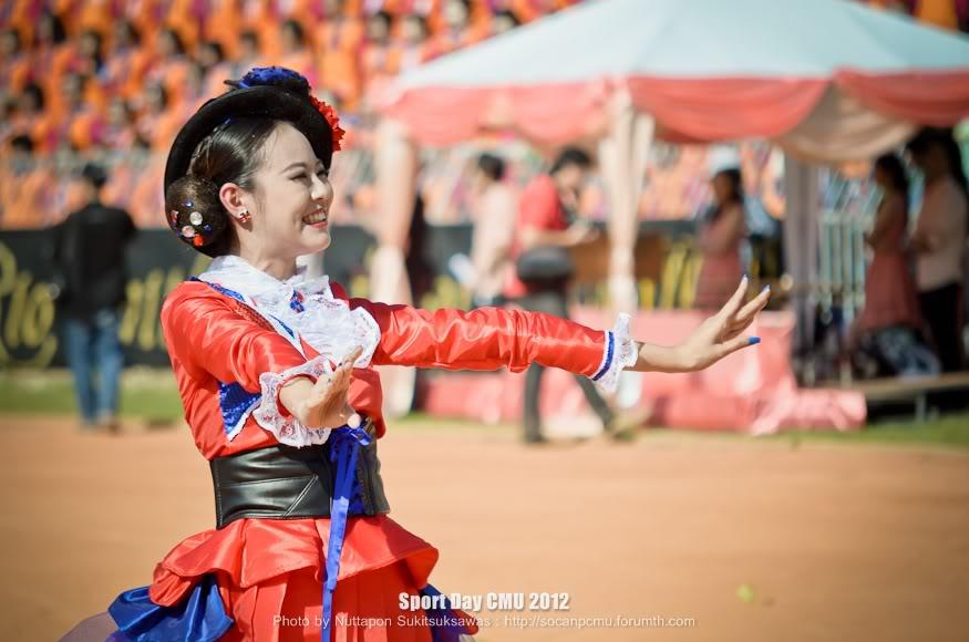 รูปงาน Sport day CMU 2012 - Page 3 SPD2012_145
