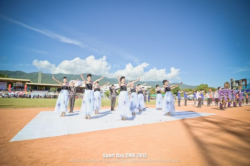 รูปงาน Sport day CMU 2012 - Page 3 SPD2012_164
