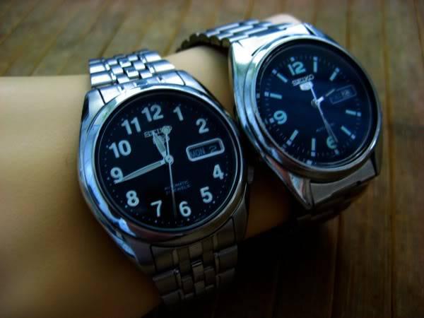 Guía de referencia equipación personal, gafas, relojes, miscelánea, etc... SeikoWatches