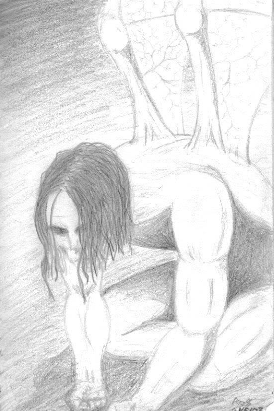 My Sketches DemonBirth