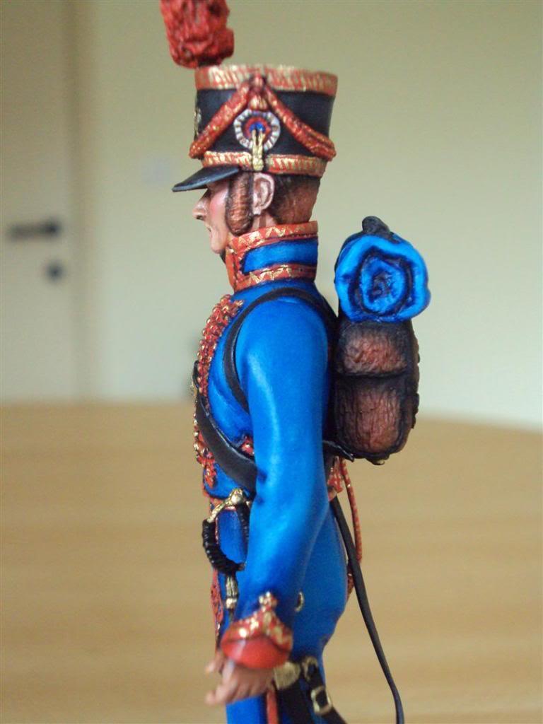 Trompette de Marins Garde Impérial grande tenue 1800 DSC04239Large