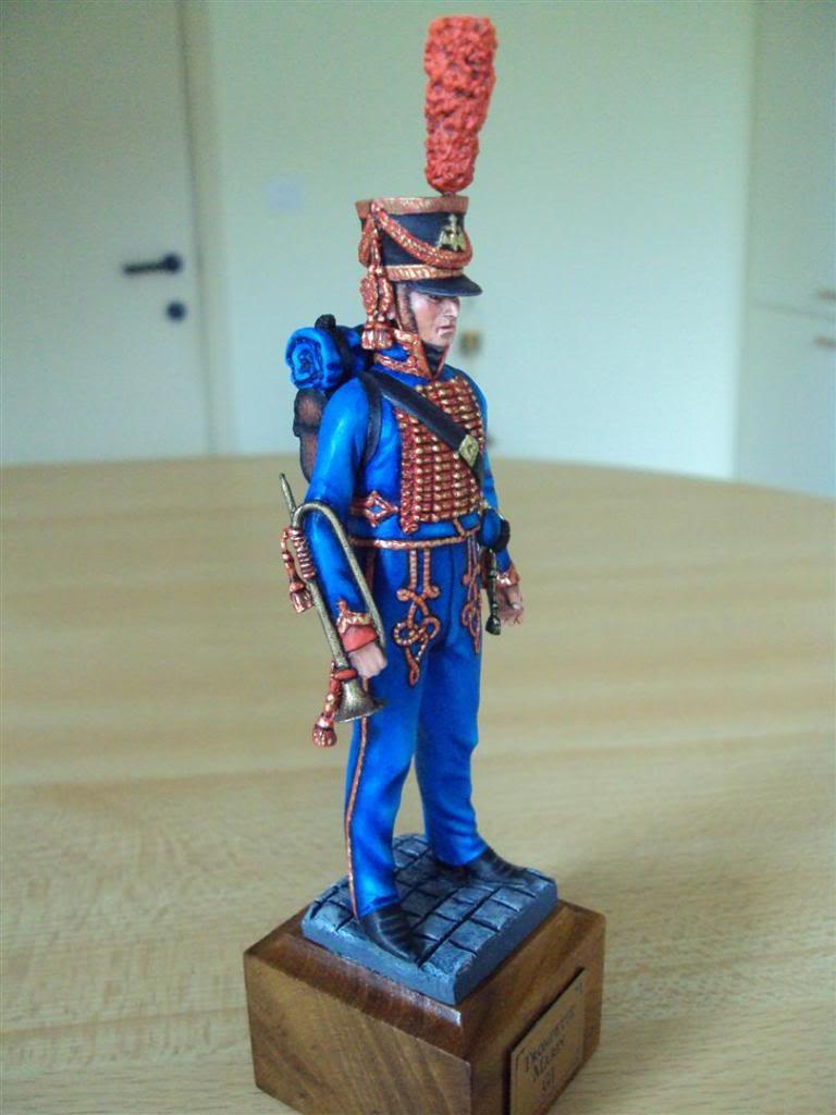 Trompette de Marins Garde Impérial grande tenue 1800 DSC04244Large