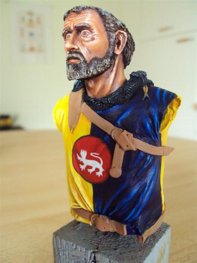 Buste de chevalier DSC05460Large