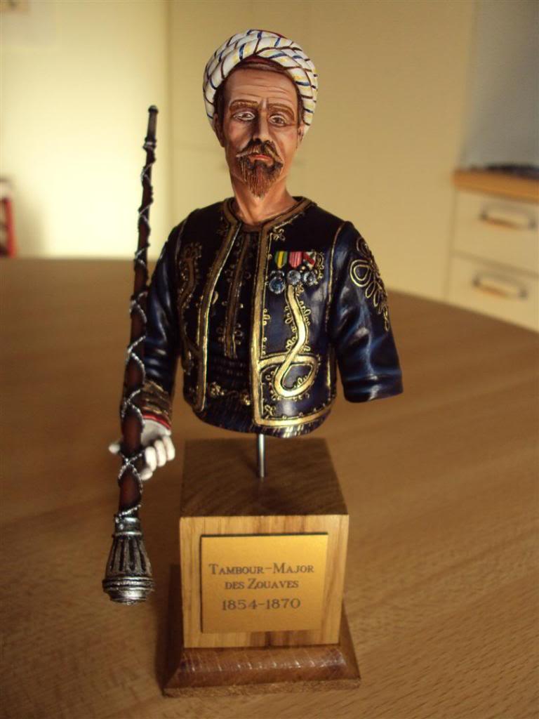 Tambour Major des Zouaves la Garde Impériale 1854-1870 1/9e   DSC05708Large-1
