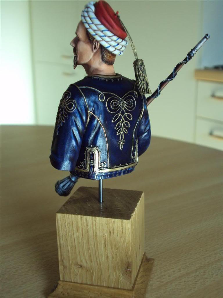 Tambour Major des Zouaves la Garde Impériale 1854-1870 1/9e   DSC05715Large