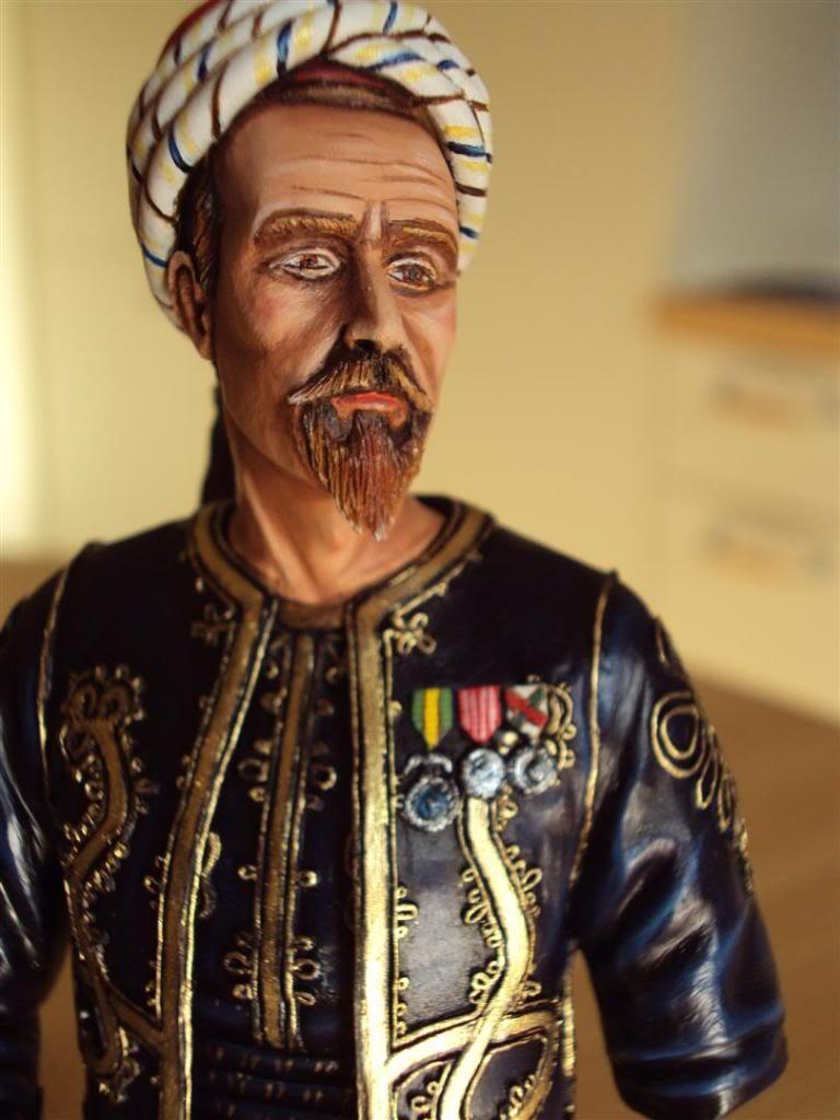Tambour Major des Zouaves la Garde Impériale 1854-1870 1/9e   DSC05717Large