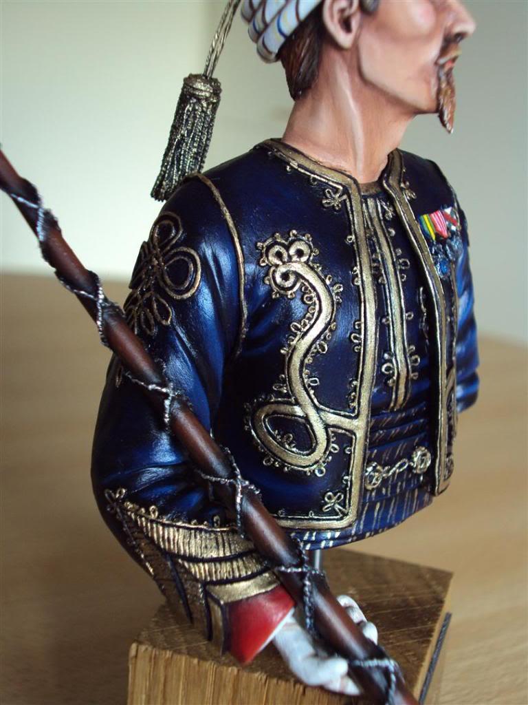 Tambour Major des Zouaves la Garde Impériale 1854-1870 1/9e   DSC05725Large