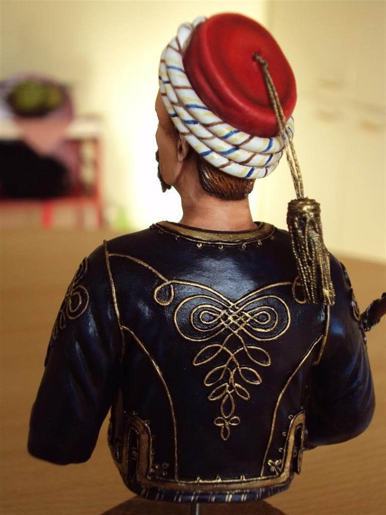 Tambour Major des Zouaves la Garde Impériale 1854-1870 1/9e   DSC05733Large