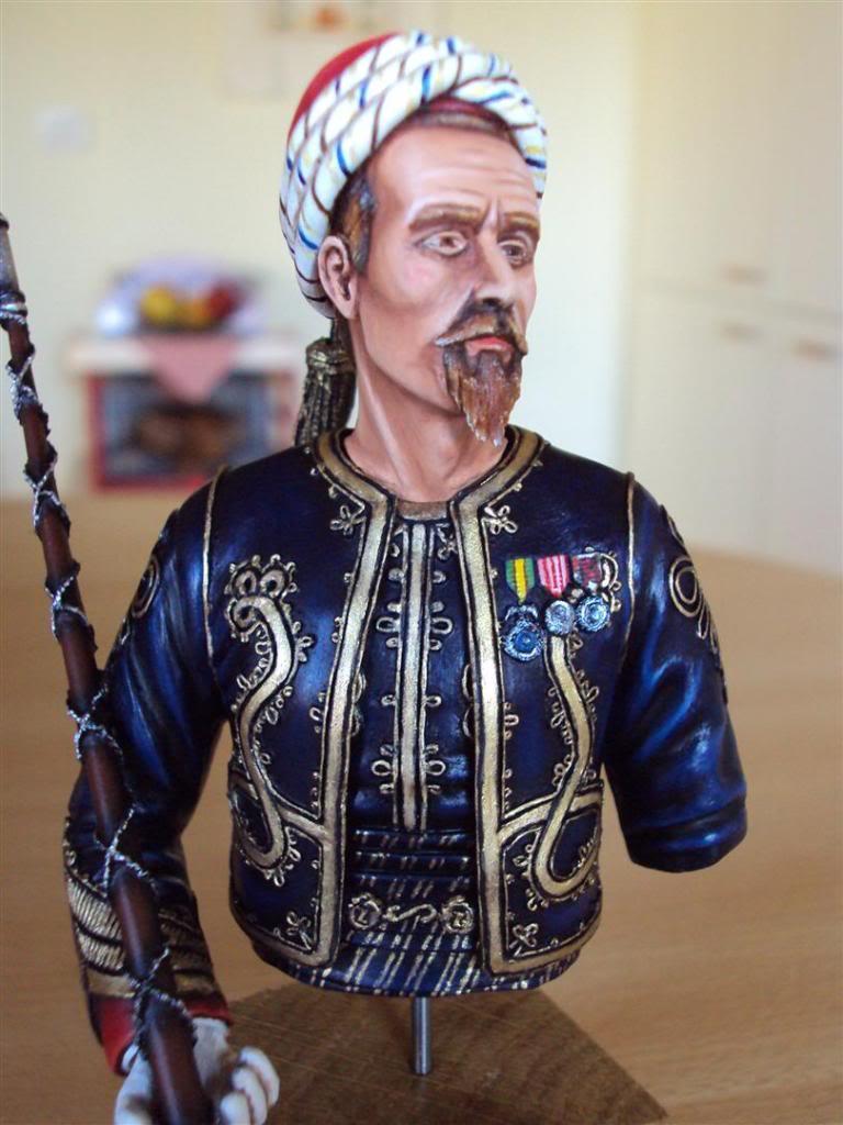 Tambour Major des Zouaves la Garde Impériale 1854-1870 1/9e   DSC05766Large