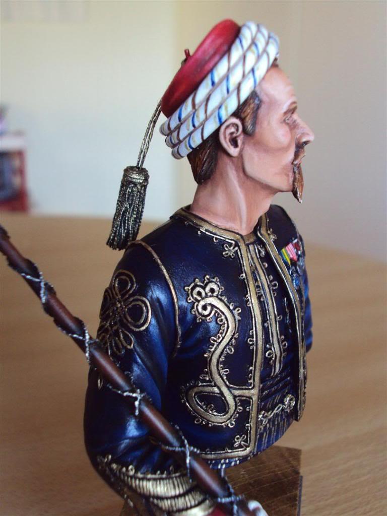 Tambour Major des Zouaves la Garde Impériale 1854-1870 1/9e   DSC05767Large