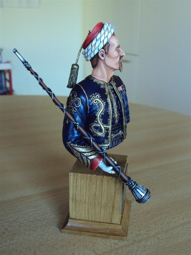 Tambour Major des Zouaves la Garde Impériale 1854-1870 1/9e   DSC05768Large