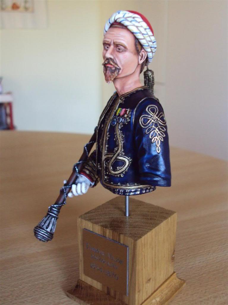 Tambour Major des Zouaves la Garde Impériale 1854-1870 1/9e   DSC05769Large