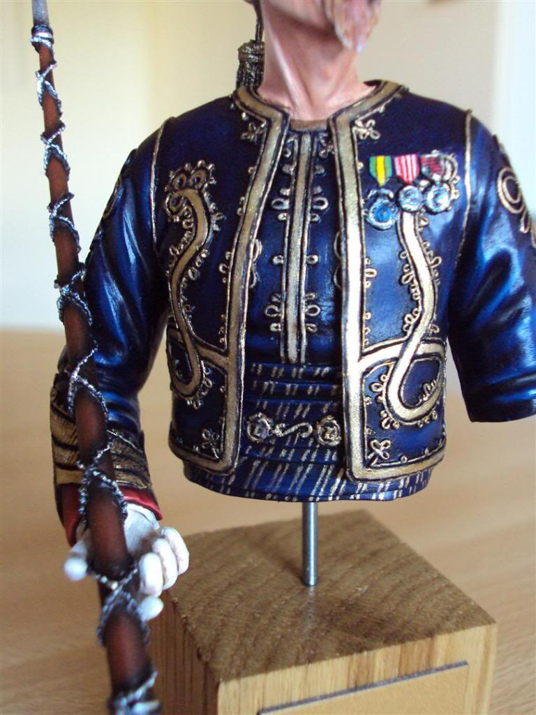 Tambour Major des Zouaves la Garde Impériale 1854-1870 1/9e   DSC05770Large