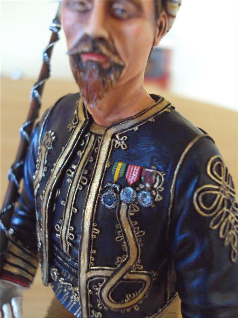 Tambour Major des Zouaves la Garde Impériale 1854-1870 1/9e   DSC05776Large