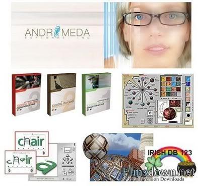 Andromeda full pack (Plugin para Photoshop) 13