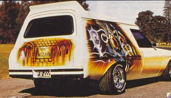 Vans of Australia. share your pics here Wiz4