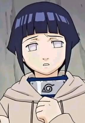 A que kunoichi de Naruto te pareces mas (fisicamente) Hinata