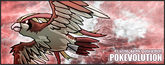 Pokevolution - Winged Beast PokevolutionSubBannersFLYING