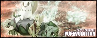 Pokevolution - Plant PokevolutionSubBannersPLANT