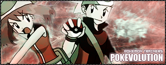 Pokevolution - Pokemon Trainers PokevolutionSubBannersTRAINERS
