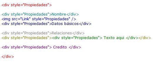 ¿Cómo hacer la tabla HTML? Code1