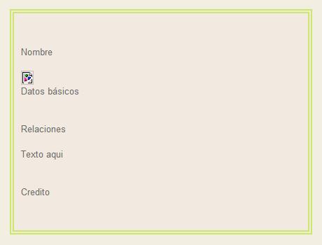 ¿Cómo hacer la tabla HTML? Prev1