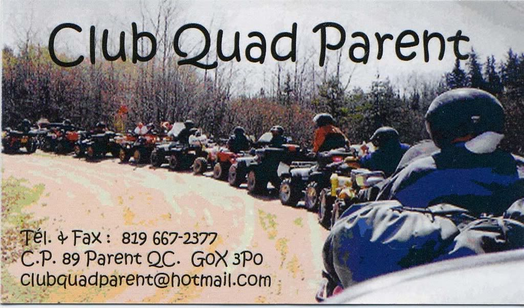 Club Quad Parent