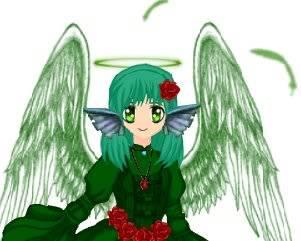 Dress-Up Dolls DragonAngel