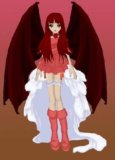 Dress-Up Dolls DragonKnight
