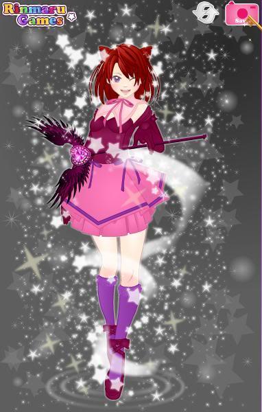 Dress-Up Dolls MagicalCatGirl