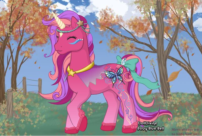 Dress-Up Dolls Pony