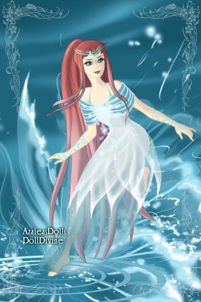 Dress-Up Dolls WaterSpirit
