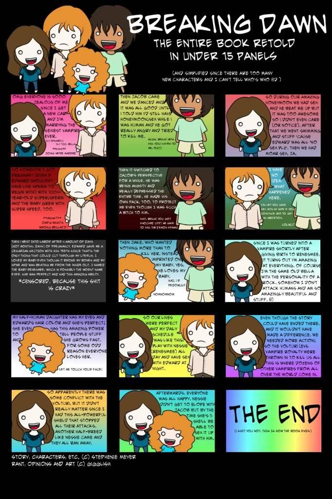 Why Everyone Hates Twilight - Page 3 BreakingDawnInNutshell