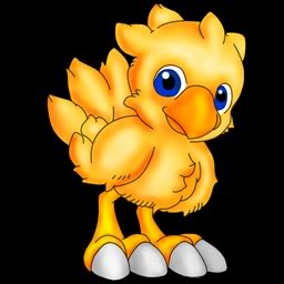 The Lone Kid Graphix-chocobo-5558