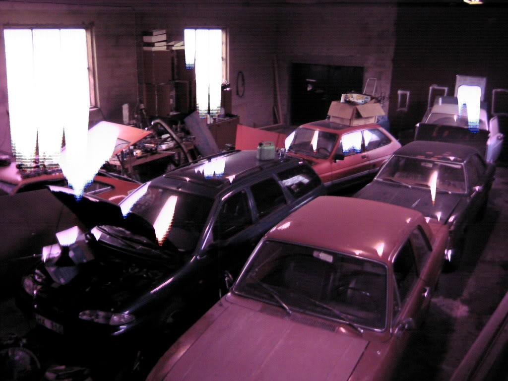 Hur ser erat garage ut? Garagenovember2022