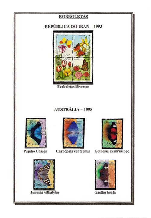 Ma Collection de Papillons Borb27