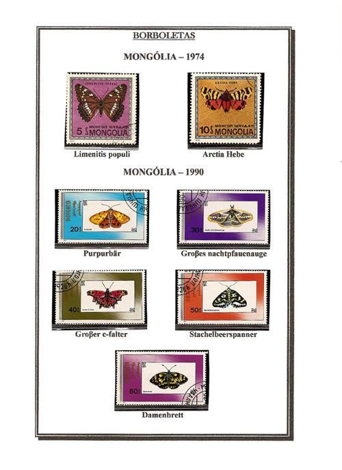 Ma Collection de Papillons Borb37