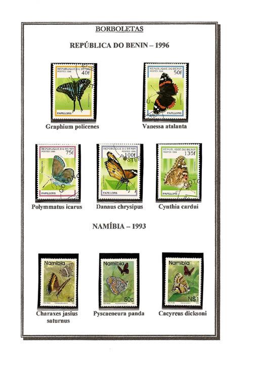 Ma Collection de Papillons Borb42