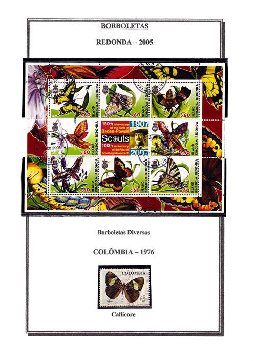 Ma Collection de Papillons Borb44