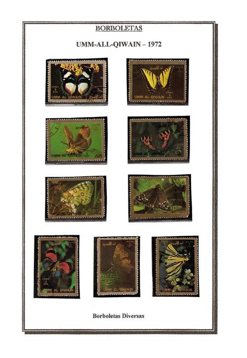 Ma Collection de Papillons Borb45