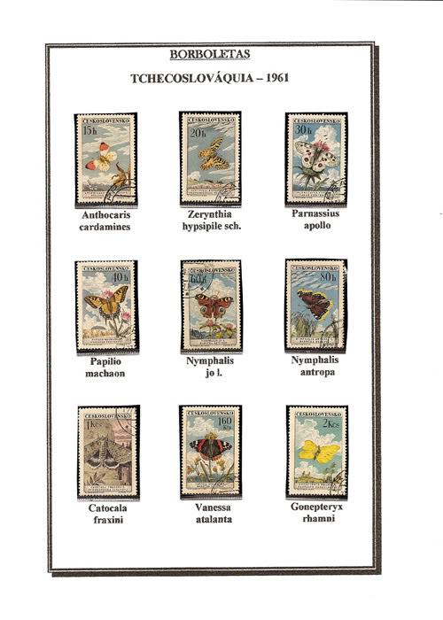 Ma Collection de Papillons Borb59