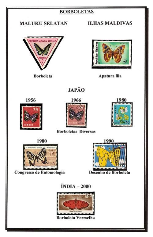 Ma Collection de Papillons Borb67