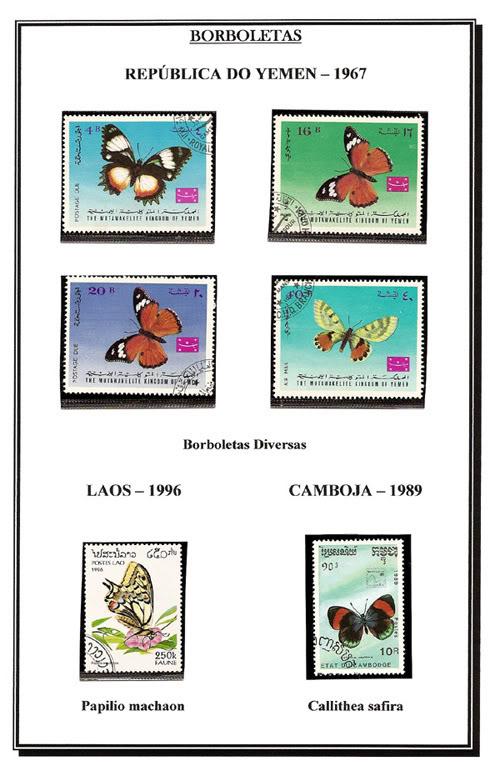 Ma Collection de Papillons Borb69