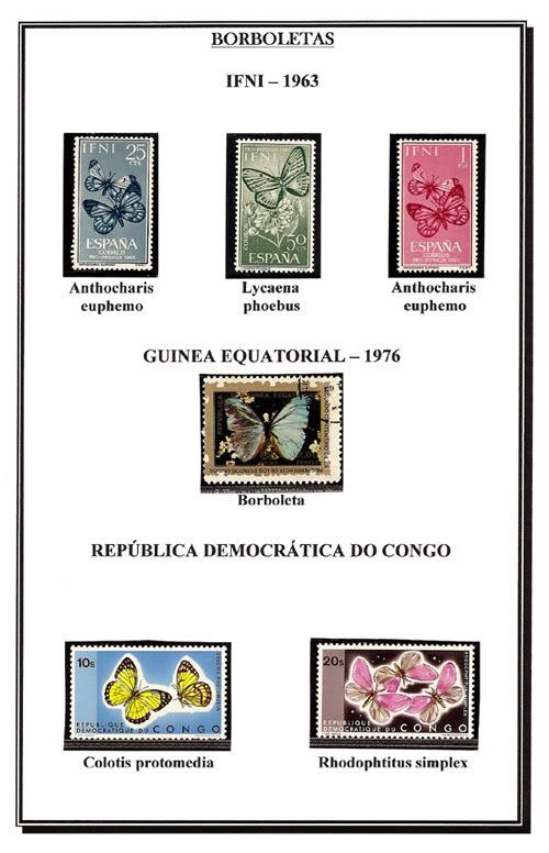 Ma Collection de Papillons Borb70