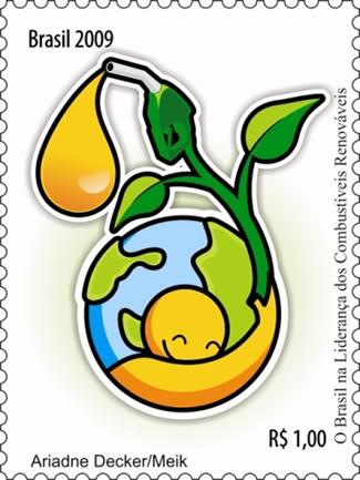 Emissions de Brésil - 2009 02-combustveisrenovaveis