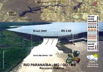 Emissions de Brésil - 2009 04-rioparanaiba