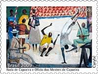 Emissions de Brésil - 2009 20-capoeira