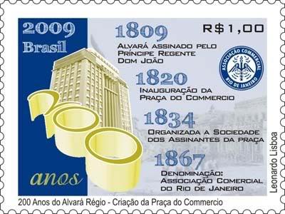 Emissions de Brésil - 2009 22-Praadocomercio