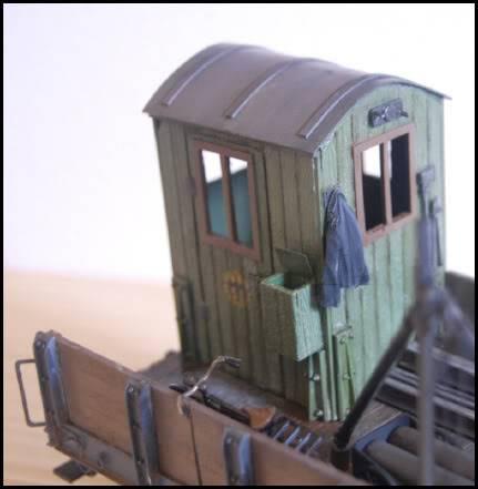 REICHSBAHN Drehschemelwagen der DR L033-1